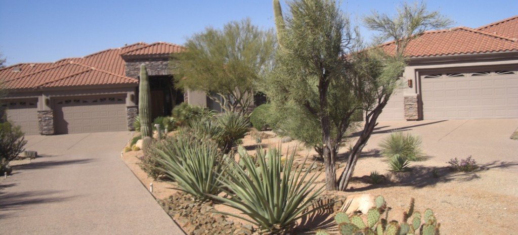 Sonoran Style For Phoenix And Scottsdale Landscaping