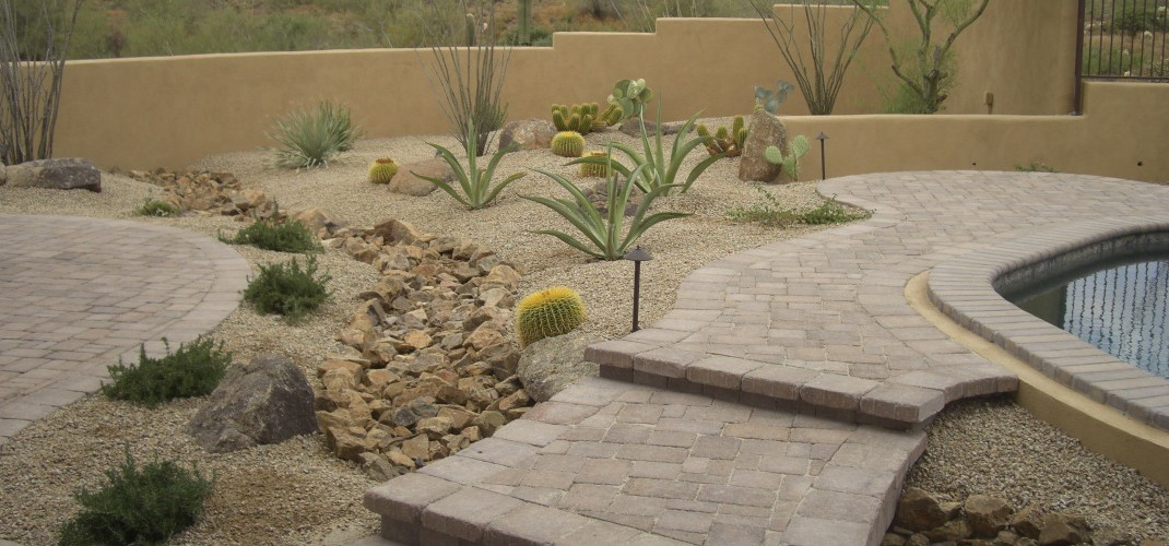 Native Pool Landscaping
