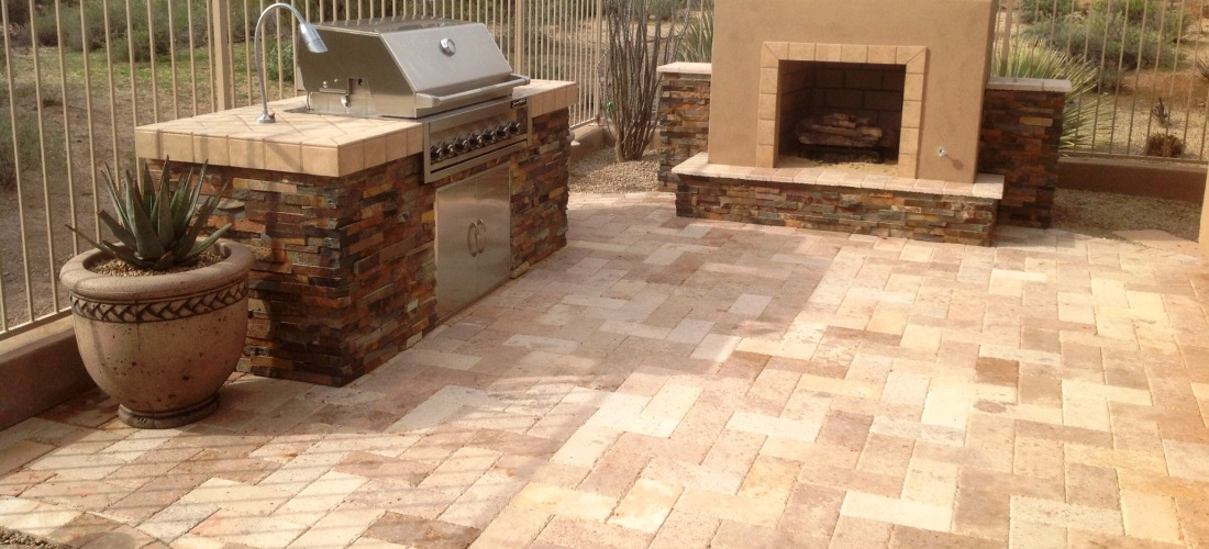 Pavers & Flagstone