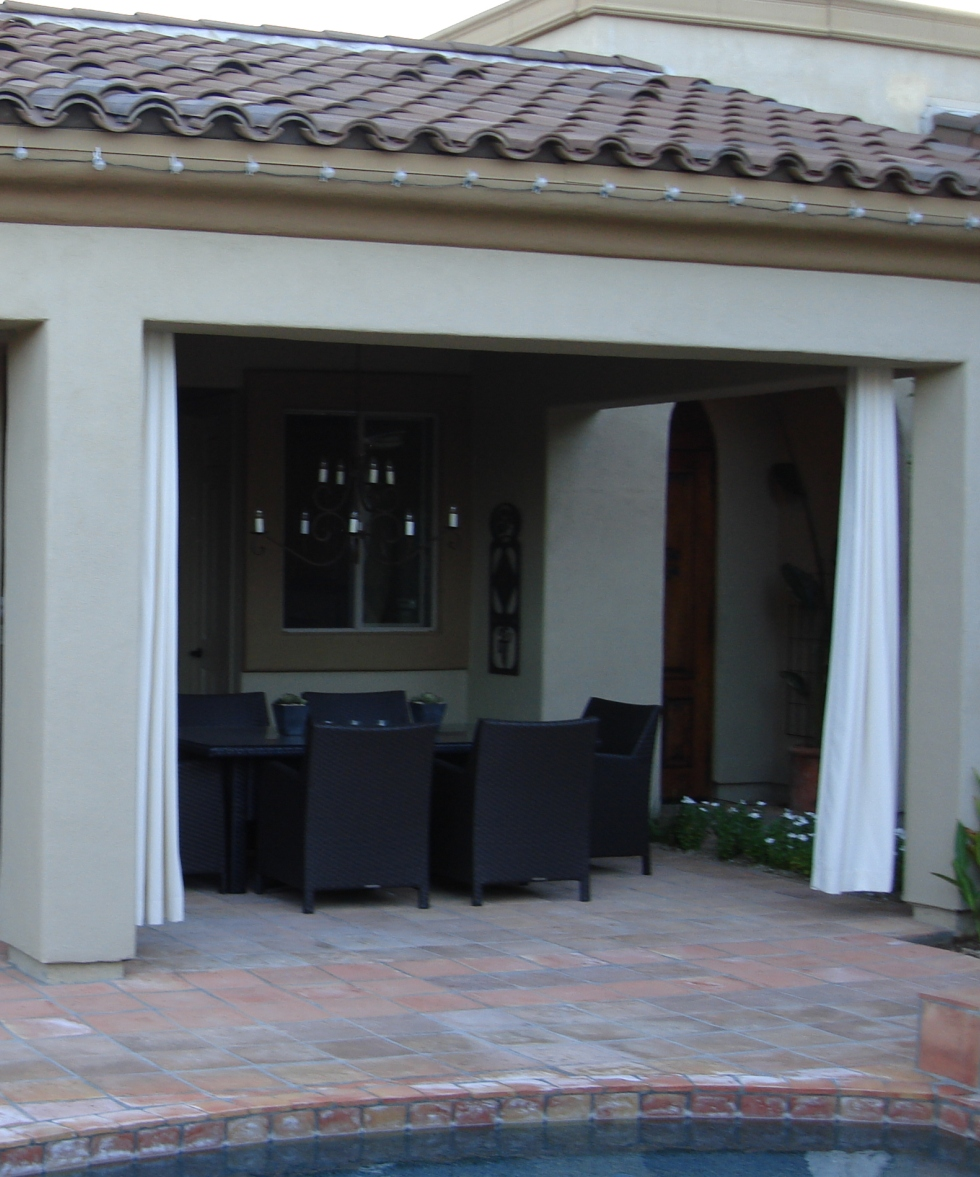 Awesome outdoor rooms don't have to be huge. Get more from your Scottsdale landscape design from Desert Crest.
