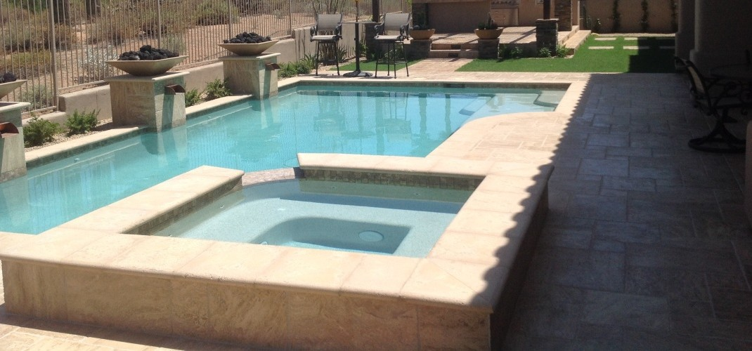 Scottsdale Pool Deck