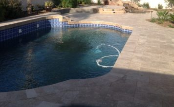Pool Deck Remodel