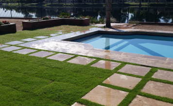 Cooler Pool Remodeling