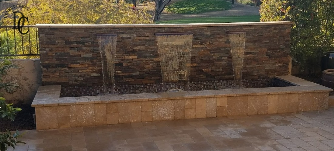 Beau Patio Water Features