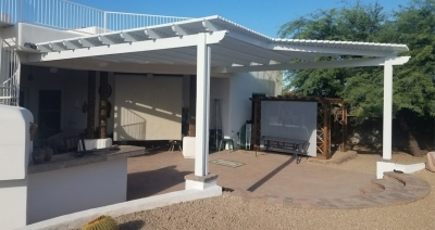 Best Investment Pergolas? Aluminum in Phoenix & Scottsdale, Not Vinyl