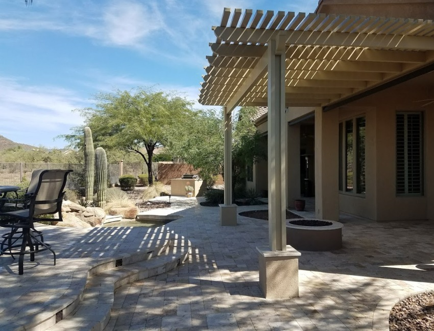 Scottsdale - Phoenix Patio Covers & Shade Structures