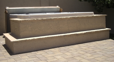 With custom spa surrounds, Glendale AZ outdoor spas will blend right into your backyard landscaping and patio.