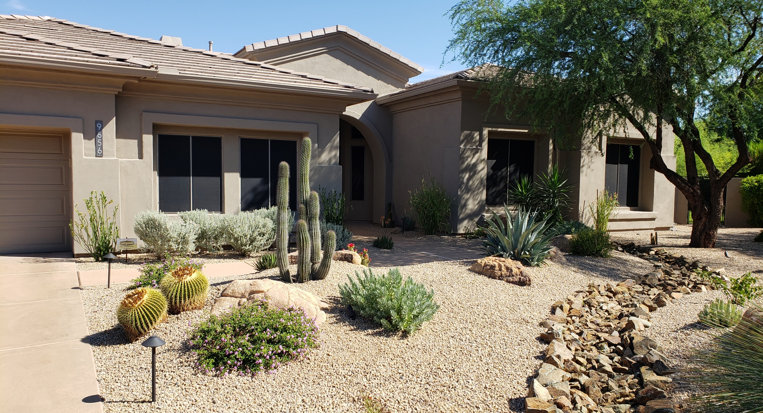 Give your new landscaping in Scottsdale, AZ the best start in your yard with proper watering. You can use the same schedule to keep new landscaping in Phoenix, AZ thriving too.