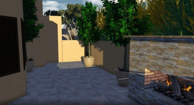 Make the most of the space you have with Scottsdale landscape design by Desert Crest LLC.